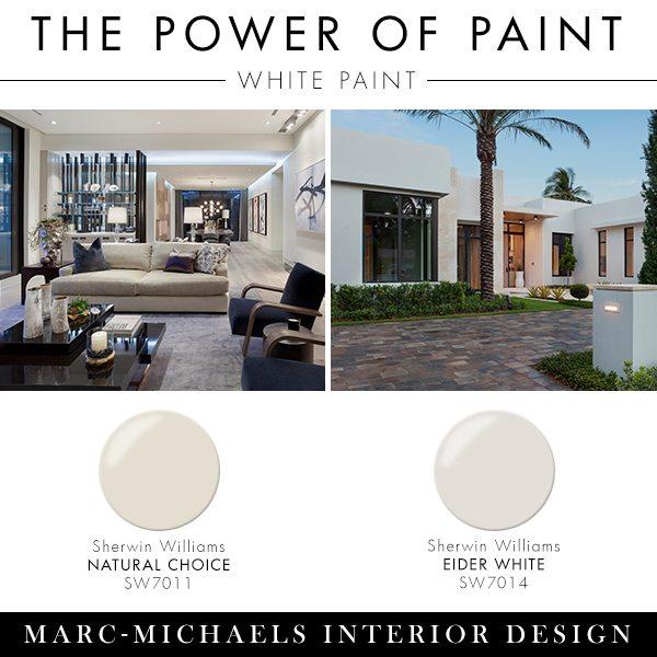 white paint blog