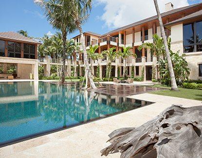 Marc-Michaels Contemporary Design West Indies Home