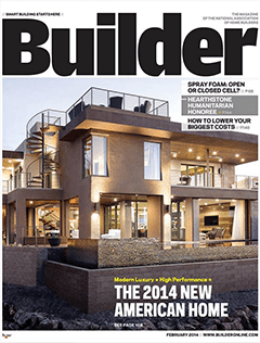Builder Magazine Cover