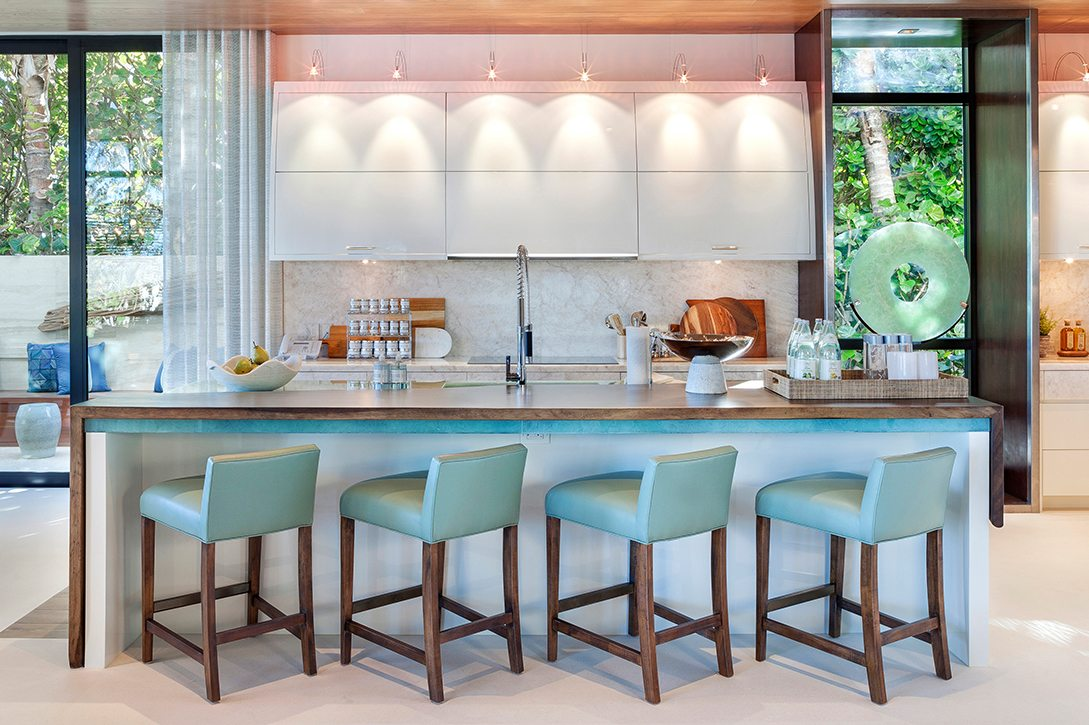 Marc Thee's 6 Ocean Modern Kitchen Design