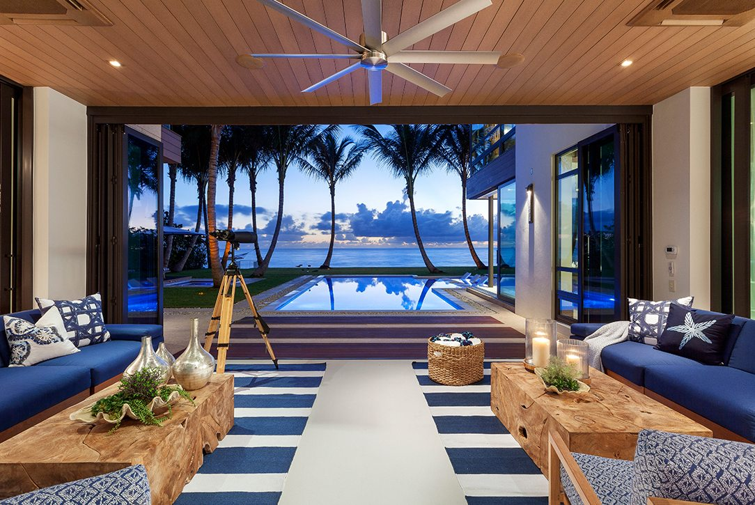Marc Thee's 6 Ocean Modern Patio Design