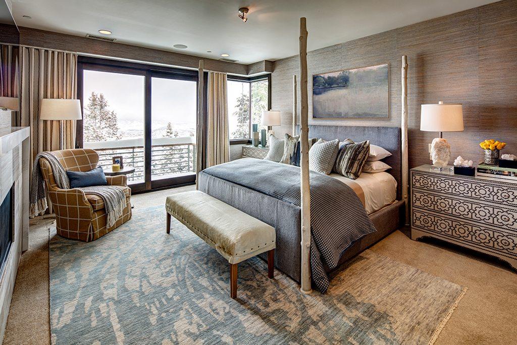 Rustic Modern Design Bedroom