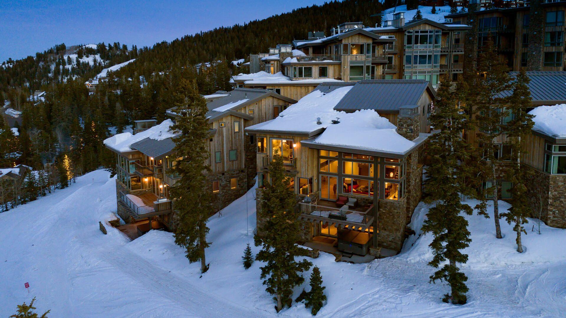 Marc-Michaels Rustic Modern Design Lodge