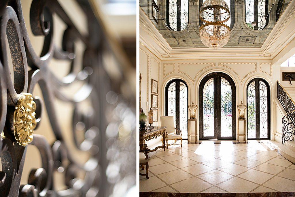 Timeless Traditional Foyer Design