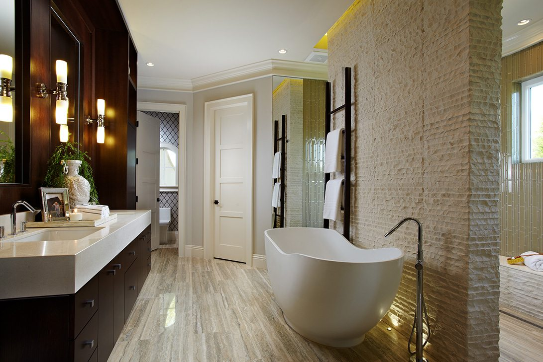 Marc-Michaels No Electric Bill Home Design Castaway III Bath