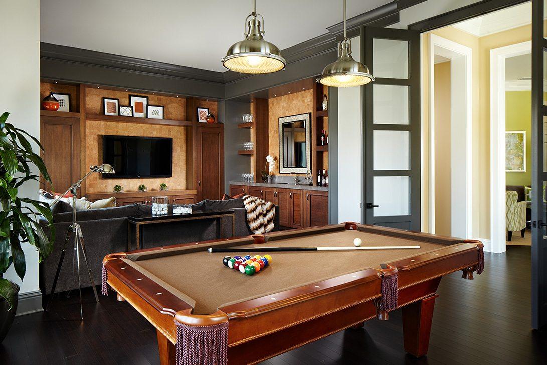 Model Home No Electric Bill Home Castaway III Club Room