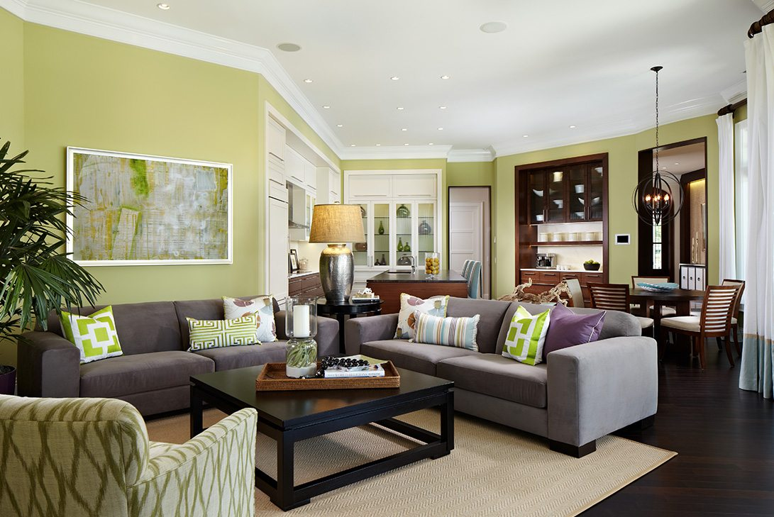 Marc-Michaels No Electric Bill Home Design Castaway III Living Room