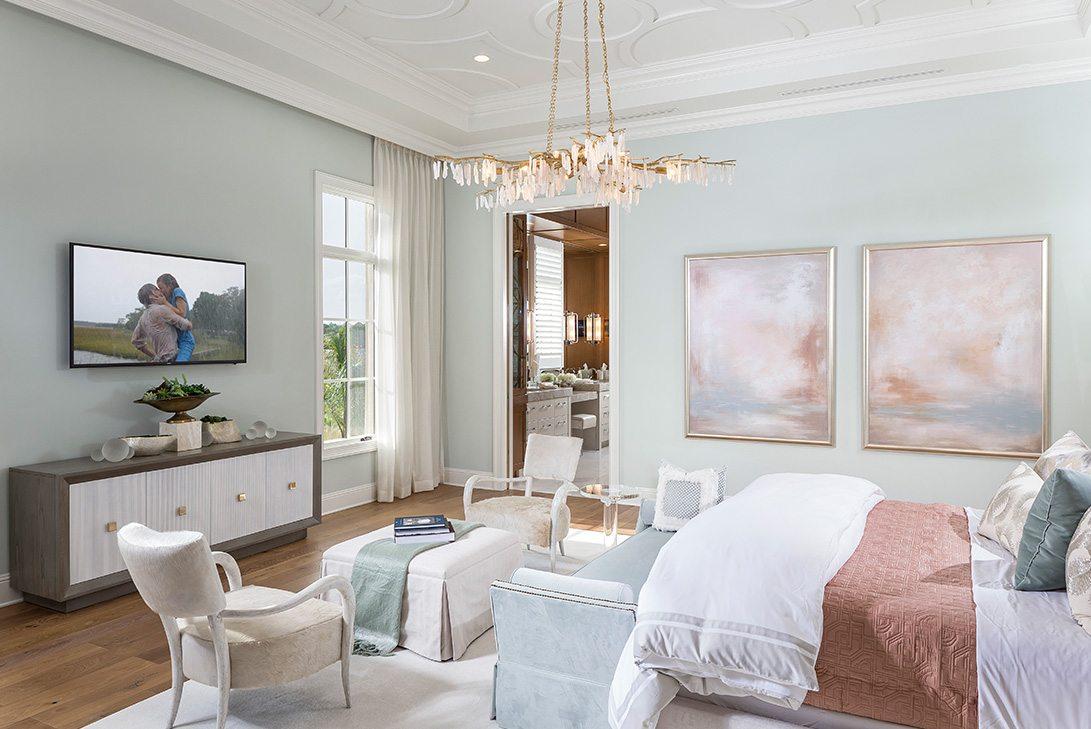 Marc-Michaels Golden Oak Design Bedroom