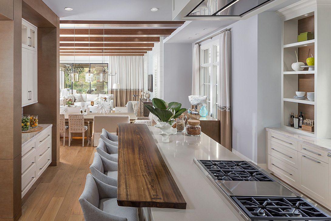 Marc-Michaels Golden Oak Design Kitchen