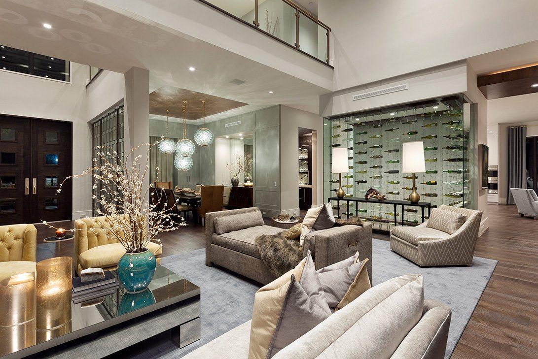 Luxury Modern Georgian Interior Georgian Inspired
