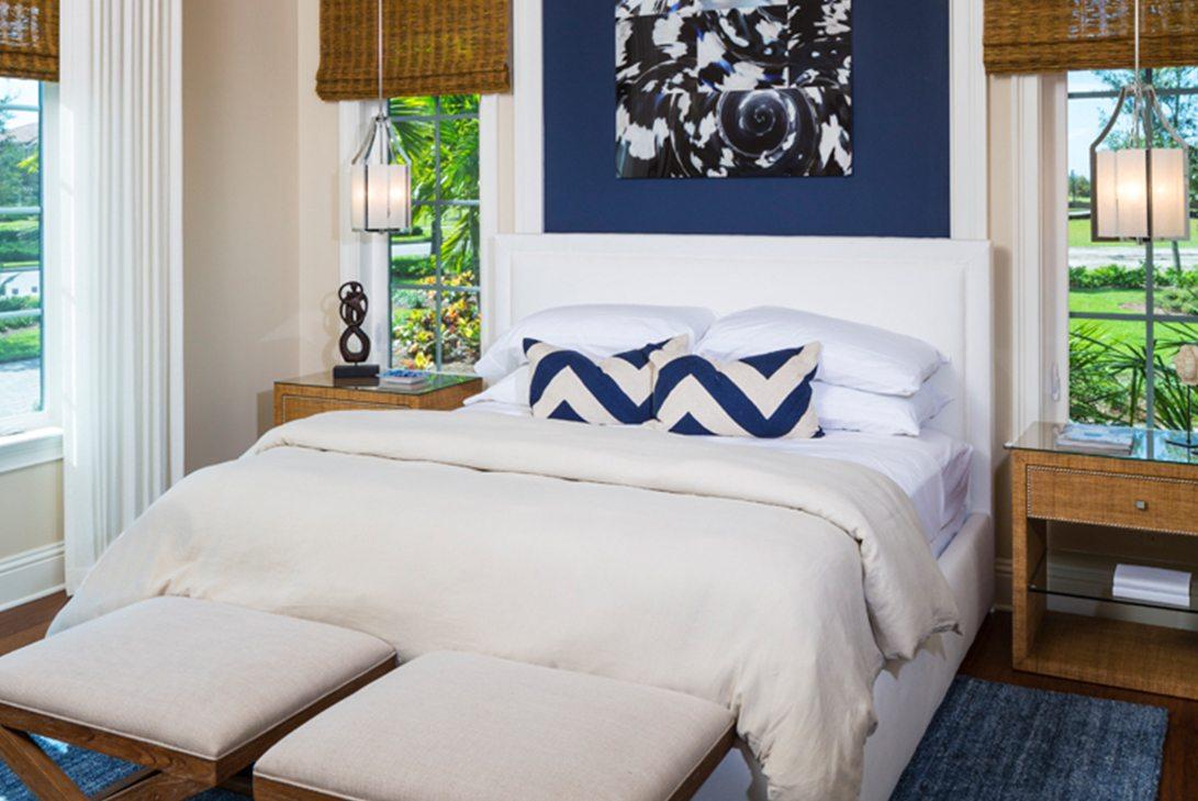 Marc-Michaels Tuscan Design Reinvented Bedroom