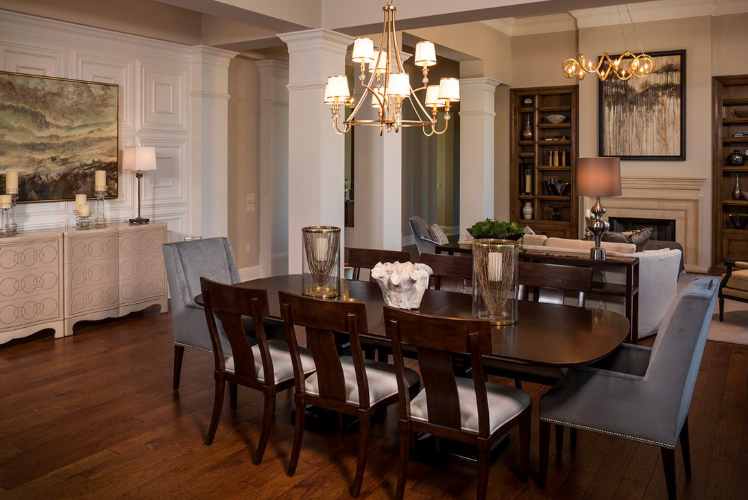 Marc-Michaels Tuscan Design Reinvented Dining Room