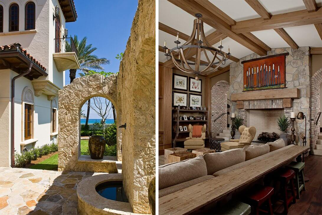 Tuscan-Traditional-Fireplace