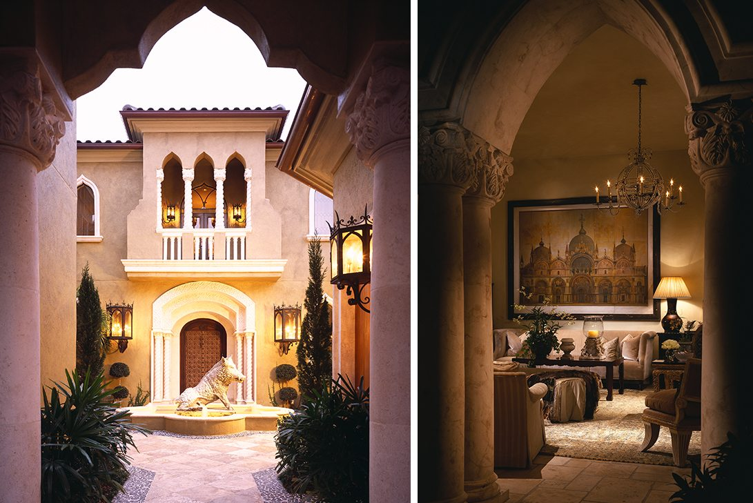Marc-Michaels Venetian Design Elegance Entry