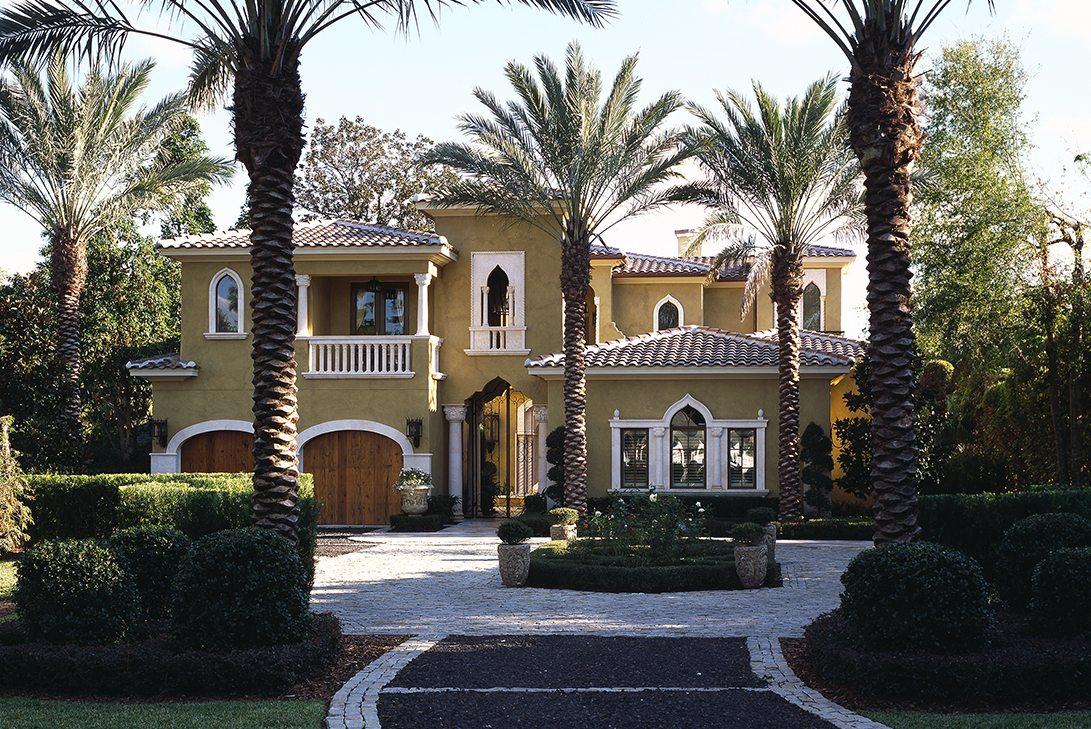 Marc-Michaels Venetian Design Elegance Home Exterior