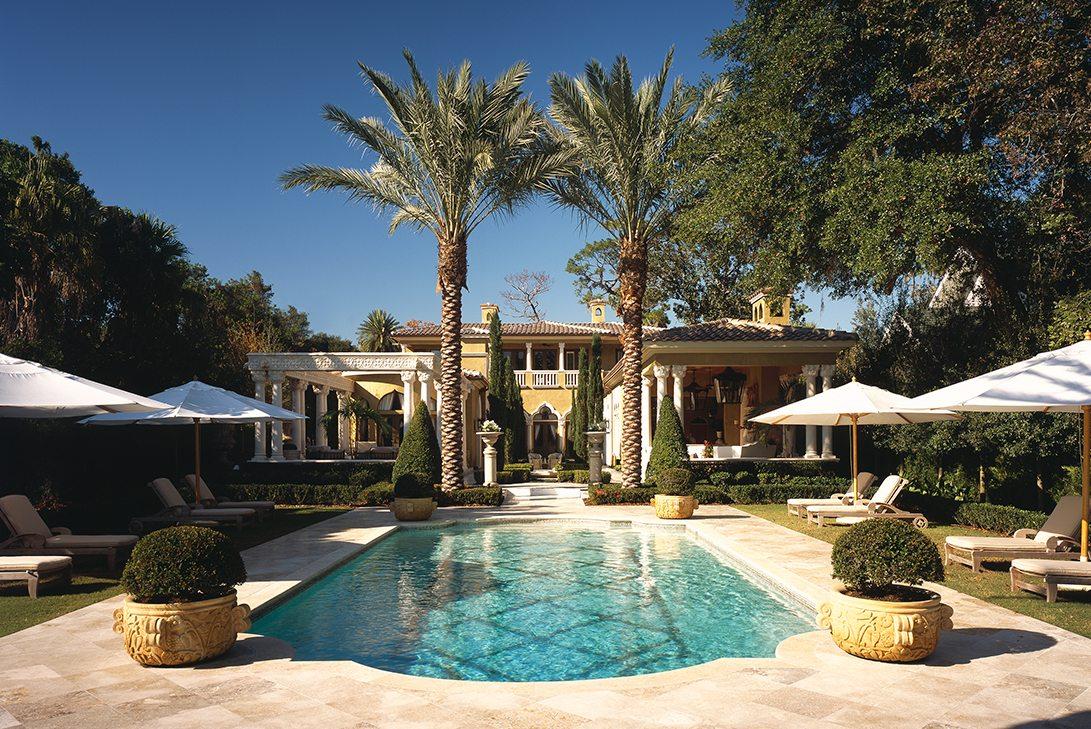 Marc-Michaels Venetian Design Elegance Pool