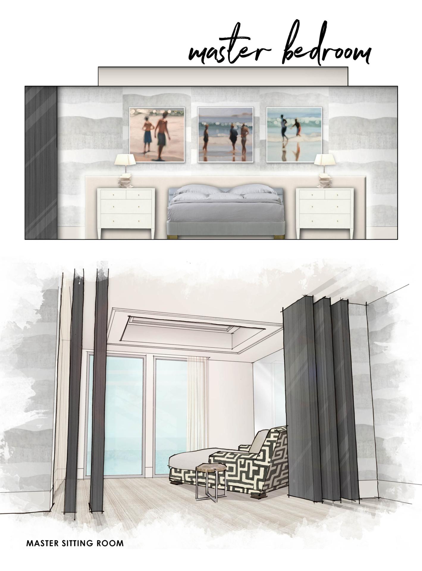 Mystique master bedroom