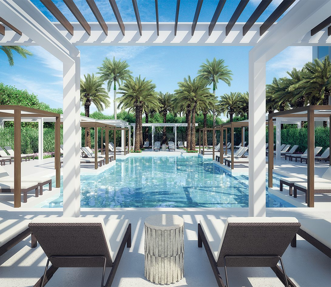 Mystique property in naples luxury interior design by for Pool design naples fl