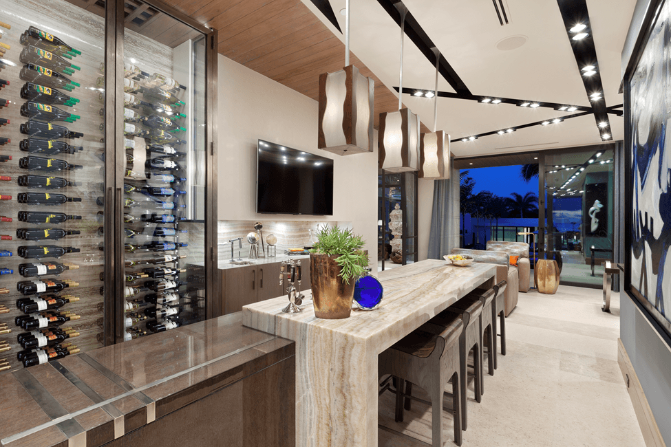 Modern Luxury Kitchen For Holidays