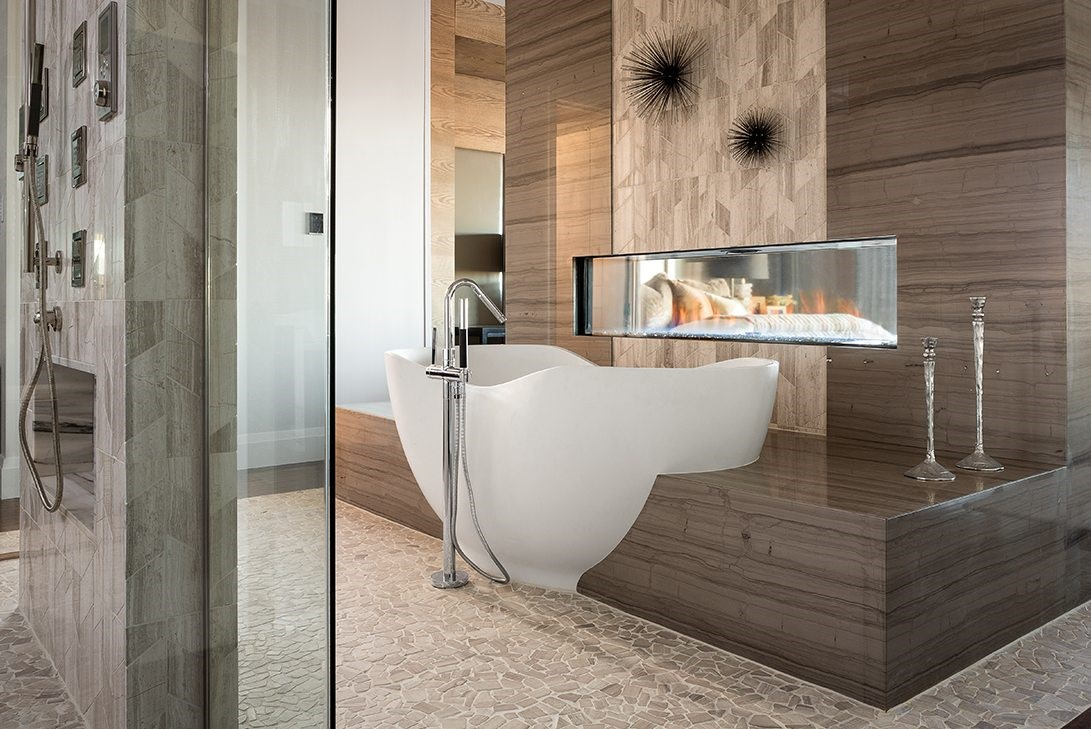 Modern Luxury Hotel Bathroom Interior Design Marc-michaels